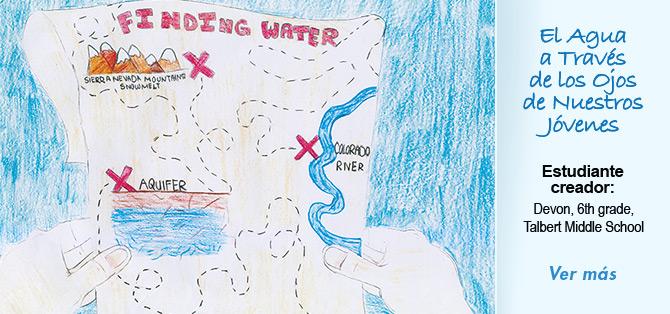 El Agua a Través de los Ojos de Nuestros Jóvenes